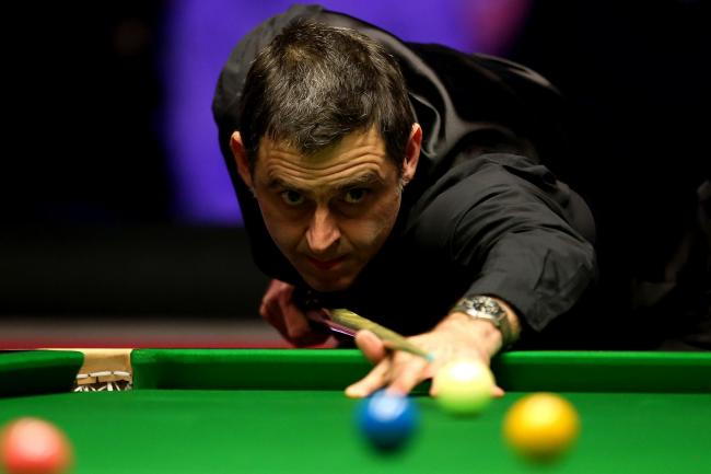 He's won five world titles and 36 ranking events but O'Sullivan says he wouldn't be bothered if he never played snooker again