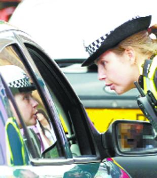Sixty caught in East Lancashire seatbelt check