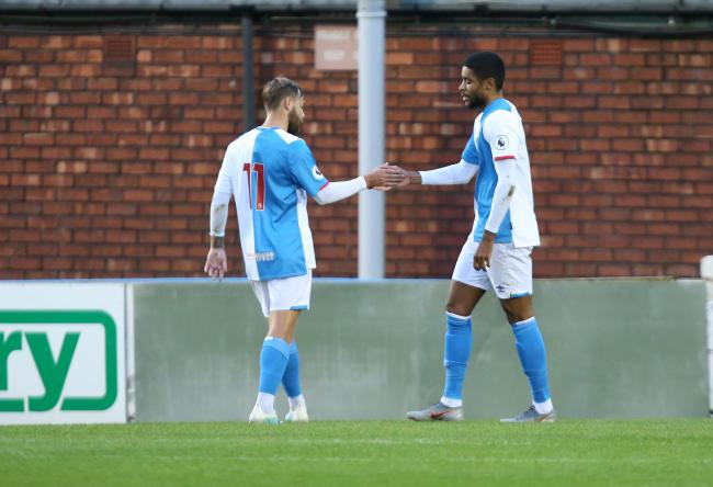 Dominic Samuel and Harry Chapman have played a key role for the Under-23s of late