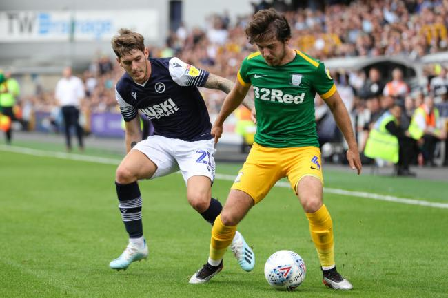Connor Mahoney has started all six of Millwall's Championship matches this season