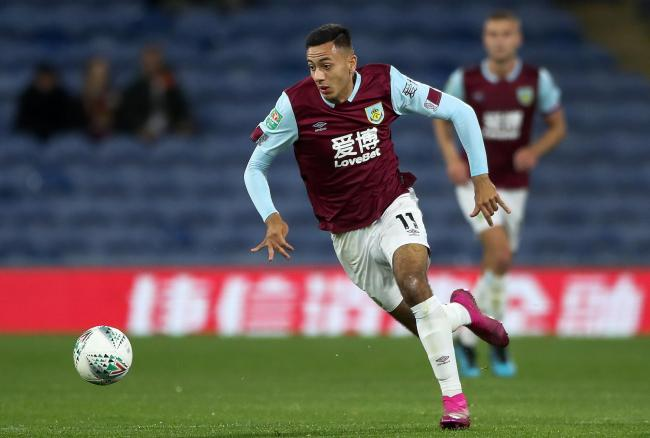 Dwight McNeil thanks Burnley team-mates and Sean Dyche for continuing rise