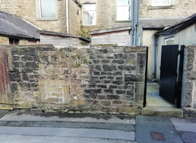 Stone thefts in Barnoldswick