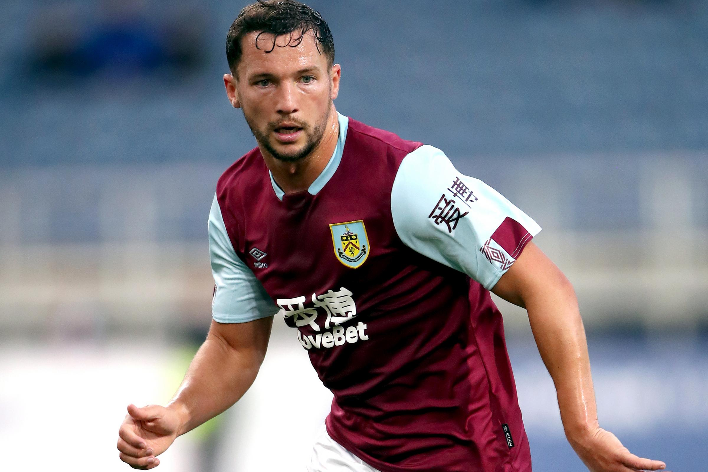 Dyche will give Drinkwater a second chance