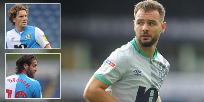 Adam Armstrong, Sam Gallagher and Danny Graham will be eyeing spots in the side