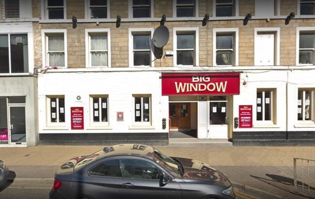 The Big Window pub, Burnley