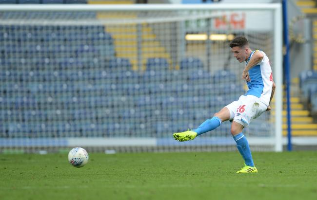 Darragh Lenihan has started six consecutive Championship matches for Rovers