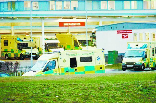 Mentally ill patient waited THREE days in Royal Blackburn Hospital A&E for bed
