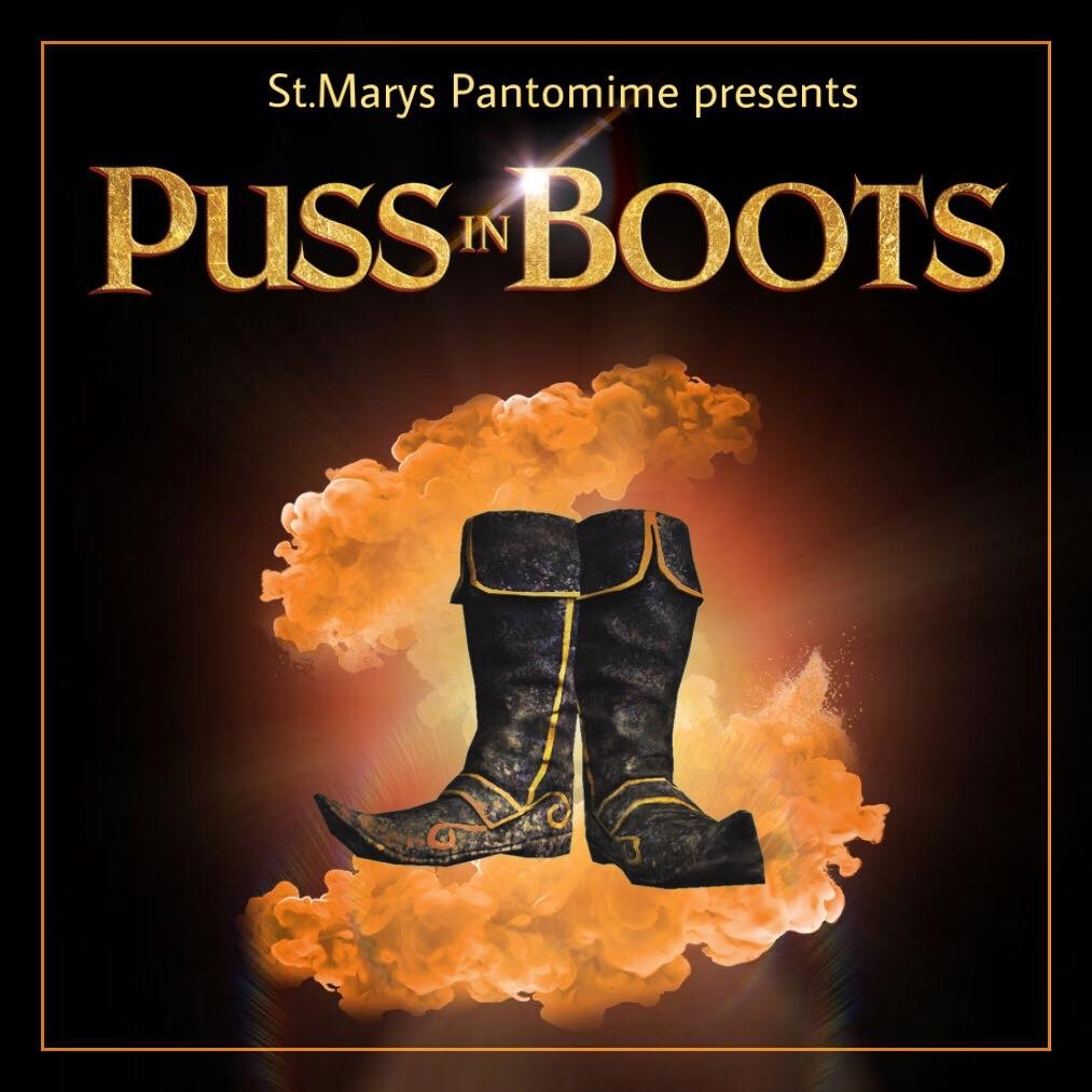 St Mary's Pantomime Presents: Puss in Boots