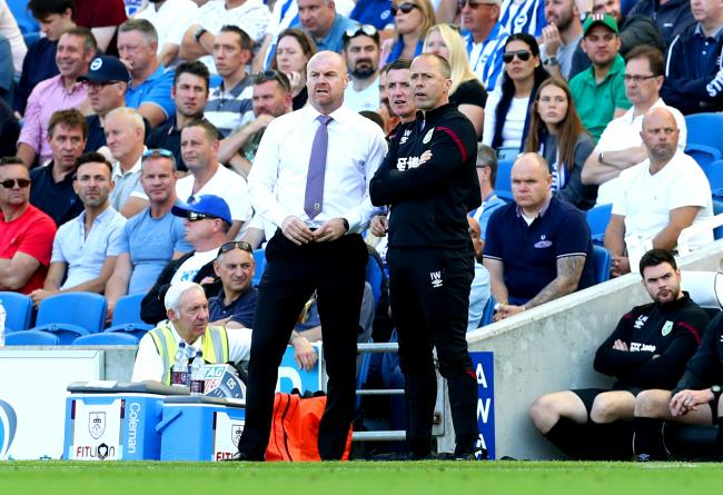 The Brighton performance has given Sean Dyche plenty to ponder