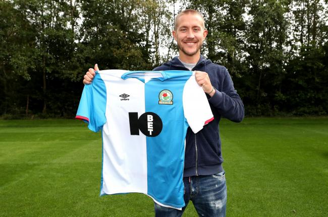 Lewis Holtby became the seventh new signing at Rovers