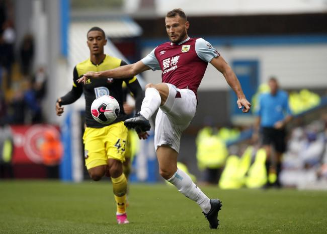 Erik Pieters has played every minute in the Premier League for Burnley this season