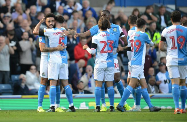 Rovers beat Millwall in their last Ewood Park outing