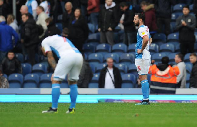 Rovers were beaten at home by Luton Town