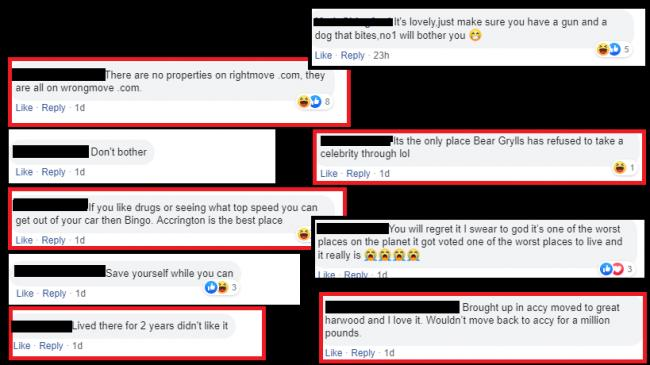 House hunter asks for lowdown on life in Accrington - and the responses are savage