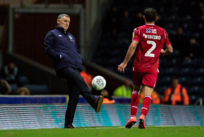 Tony Mowbray's side  were held 1-1 at home by Nottingham Forest