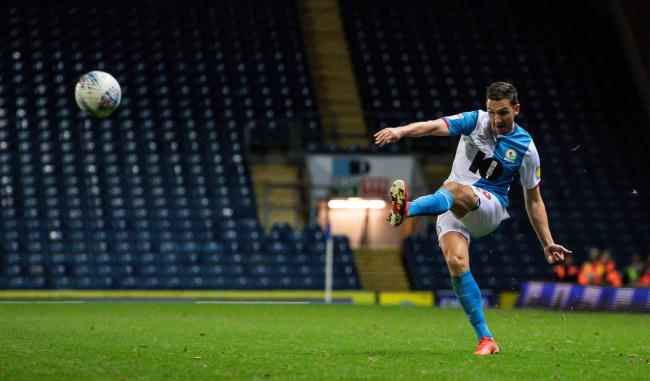 Stewart Downing was a driving  force in Rovers' draw with Nottingham Forest