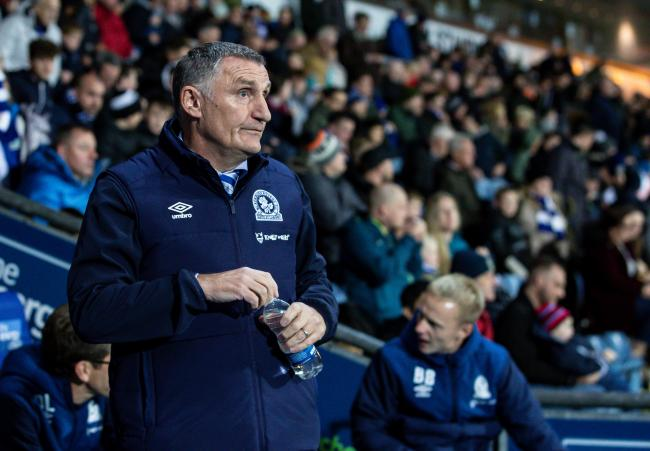 Rovers boss Tony Mowbray takes his side to QPR tomorrow