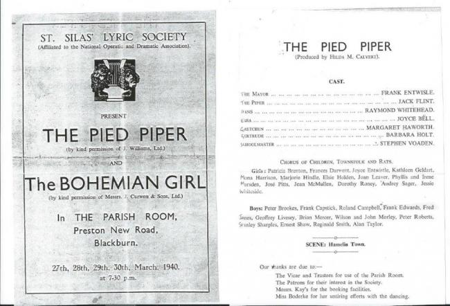 The Pied Piper programme