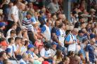 Rovers had targeted season ticket sales of 10,000 for this season