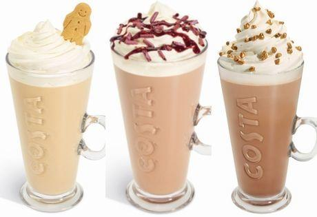 Christmas Comes Early To Costa Customers Lancashire Telegraph