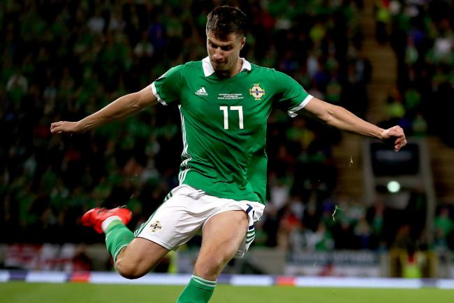 Paddy McNair hopes Holland underestimate Northern Ireland