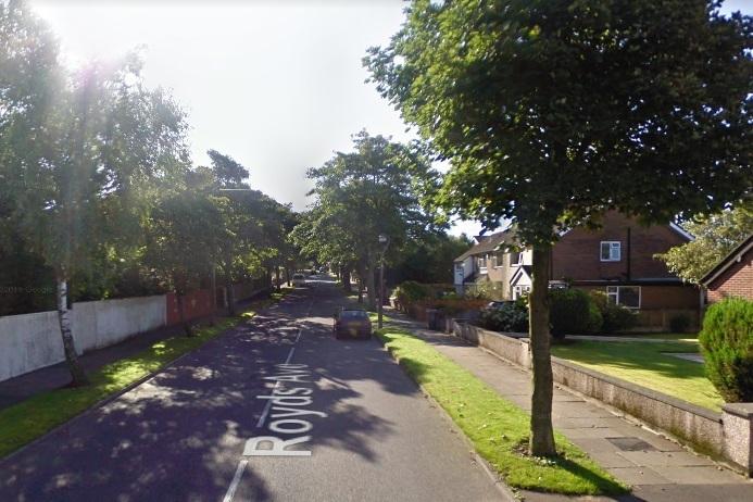Driver caught SPEEDING at 68mph on 30mph road Blackburn