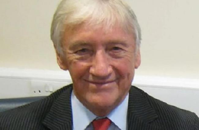 The late Harry Brooks