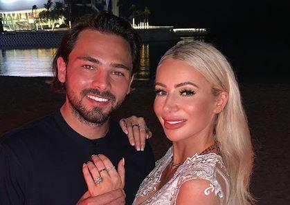 Rovers star Bradley Dack proposes to girlfriend while holidaying in Dubai