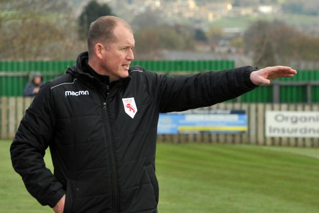 Steve Cunningham is aiming to guide Colne to the first round of the FA Cup