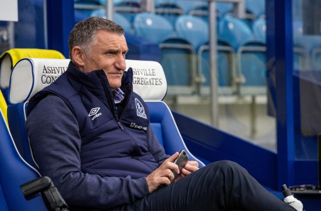 Tony Mowbray saw his side beaten 4-2 at QPR last time out
