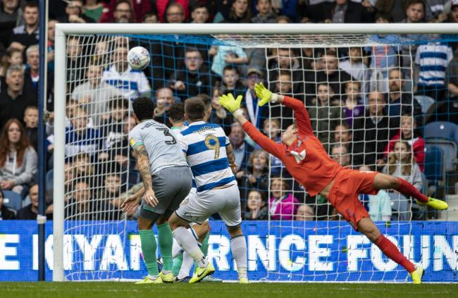 Rovers shipped four goals in defeat at QPR earlier this month