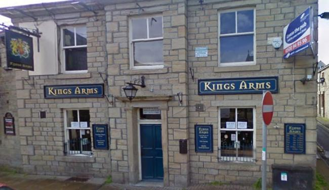 Kings Arms, Padiham