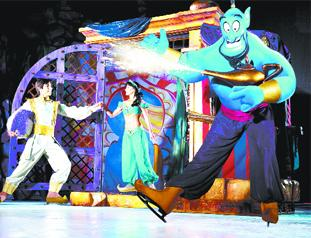 Review: Disney On Ice: Princess Wishes @ Arena, Manchester