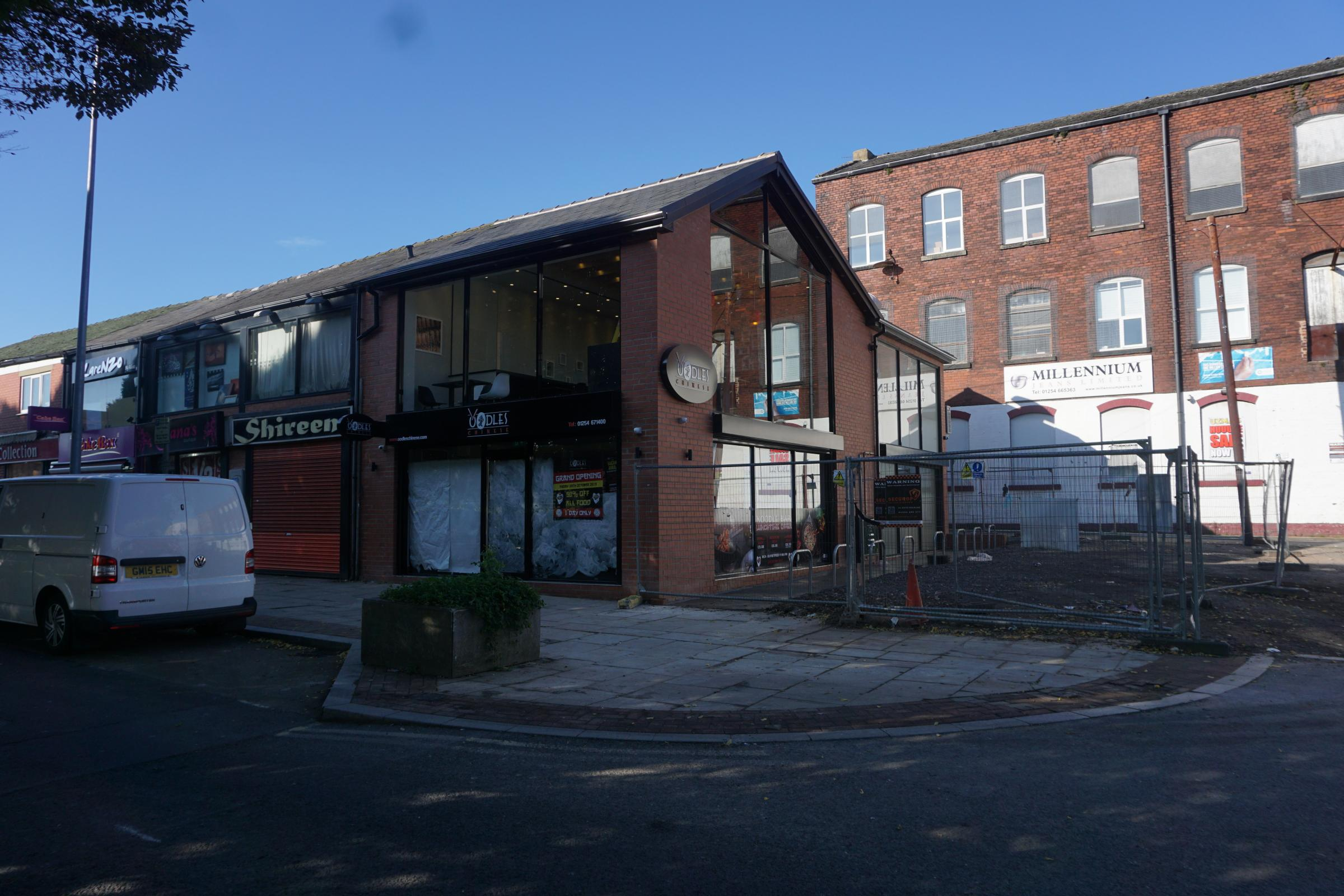 New Chinese Restaurant Opening On Blackburns Curry Mile