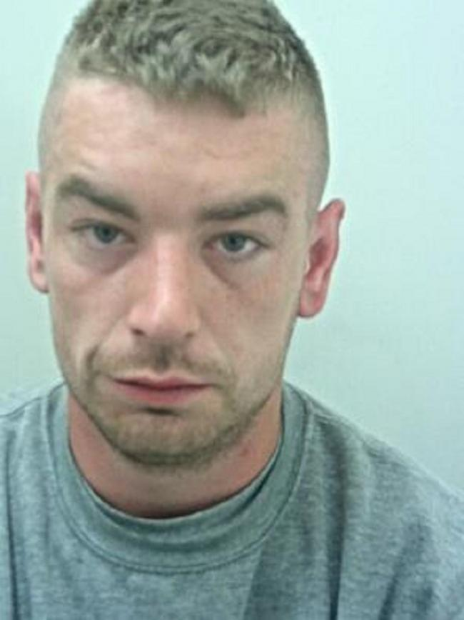 Christopher Andrew Jolley has been jailed