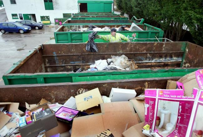Household Waste Recycling Centre in Barnoldswick