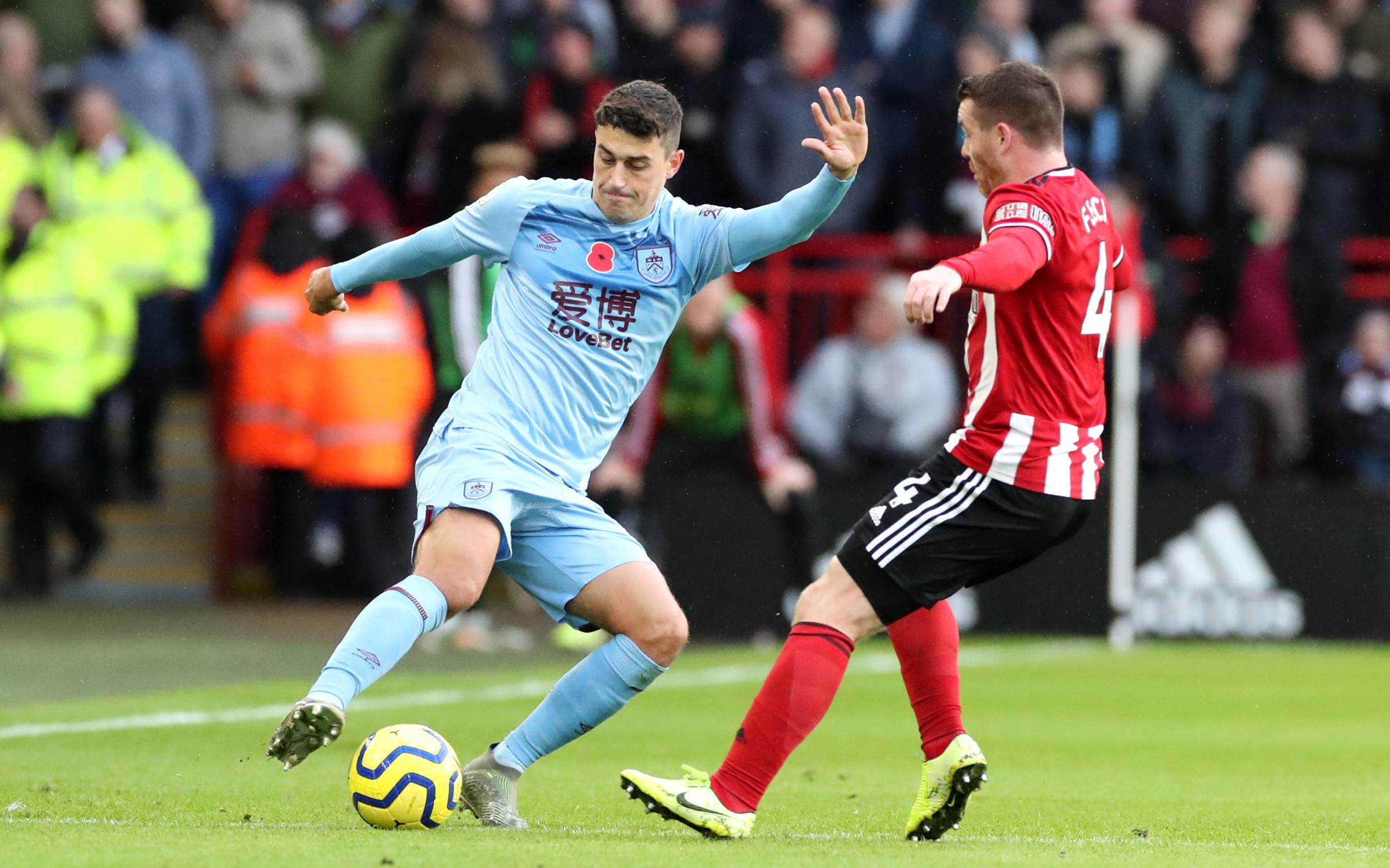 Sheffield United 3-0 Burnley: All the action as it happened