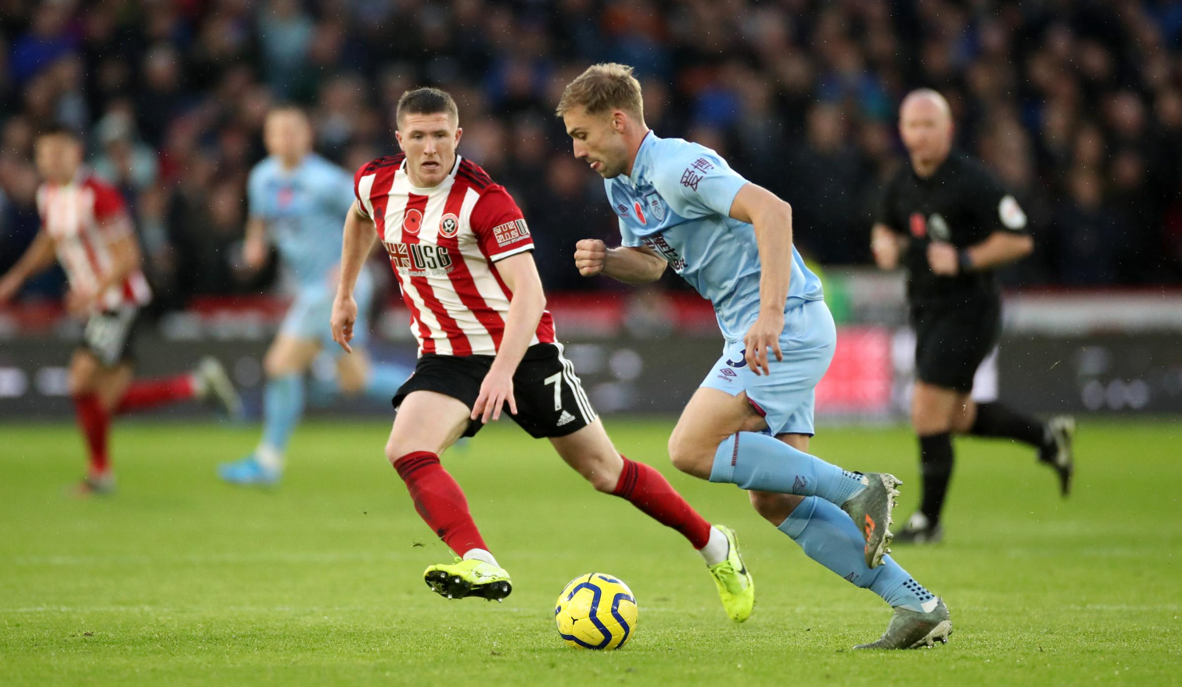 What Charlie Taylor said about Sean Dyche's England compliment