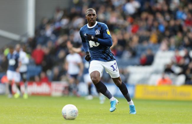 Amari'i Bell was an unused substitute in Rovers' win over Sheffield Wednesday