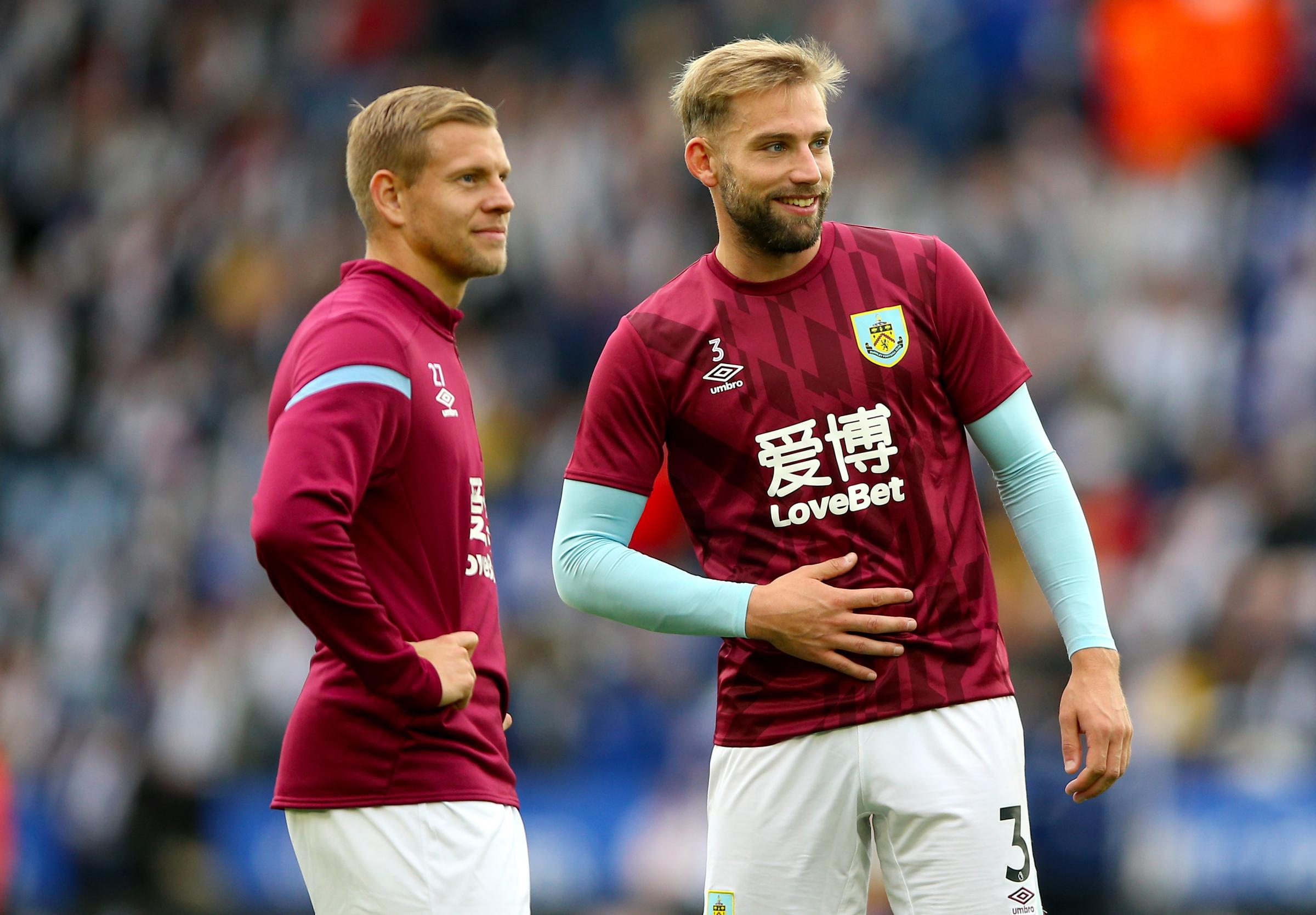 Charlie Taylor on how Burnley need to buck recent trend