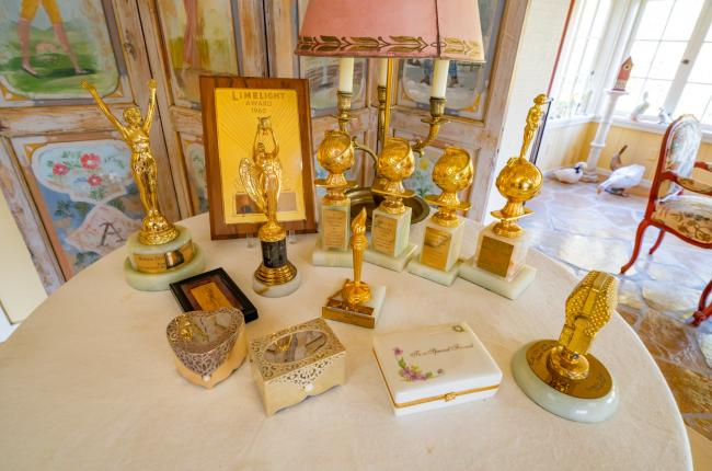 A collection of Doris Day's awards