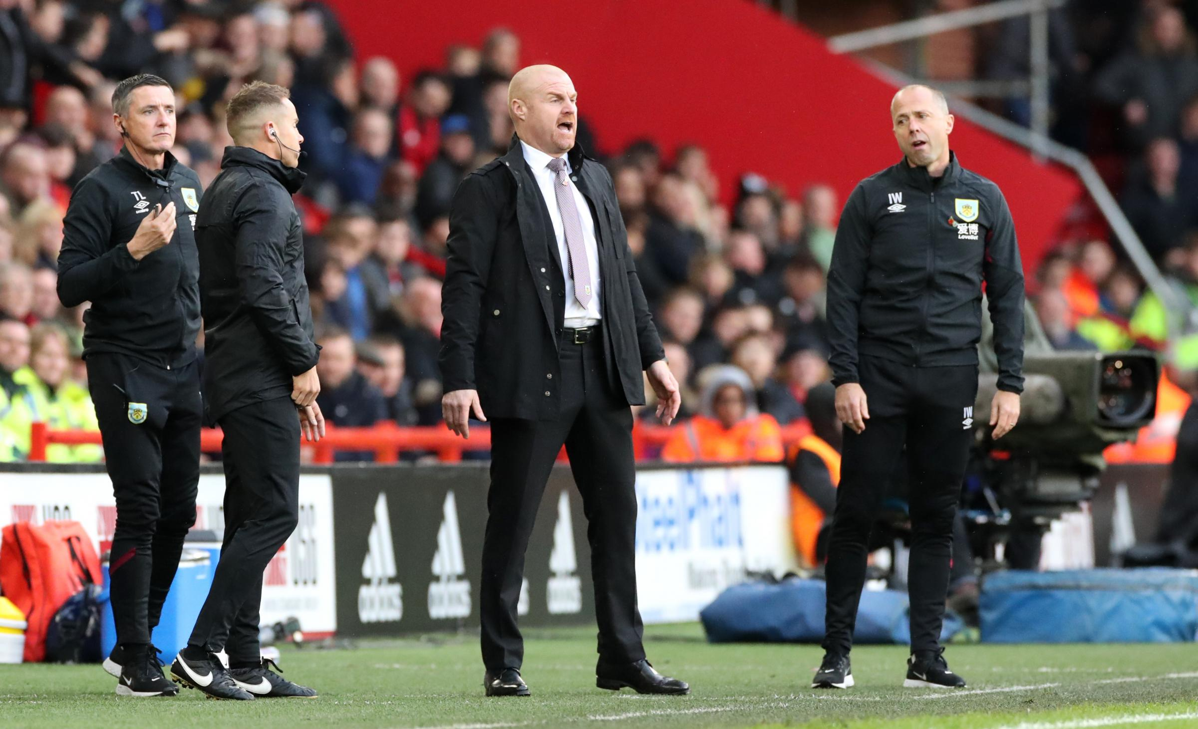Sean Dyche insists West Ham clash is different to last year