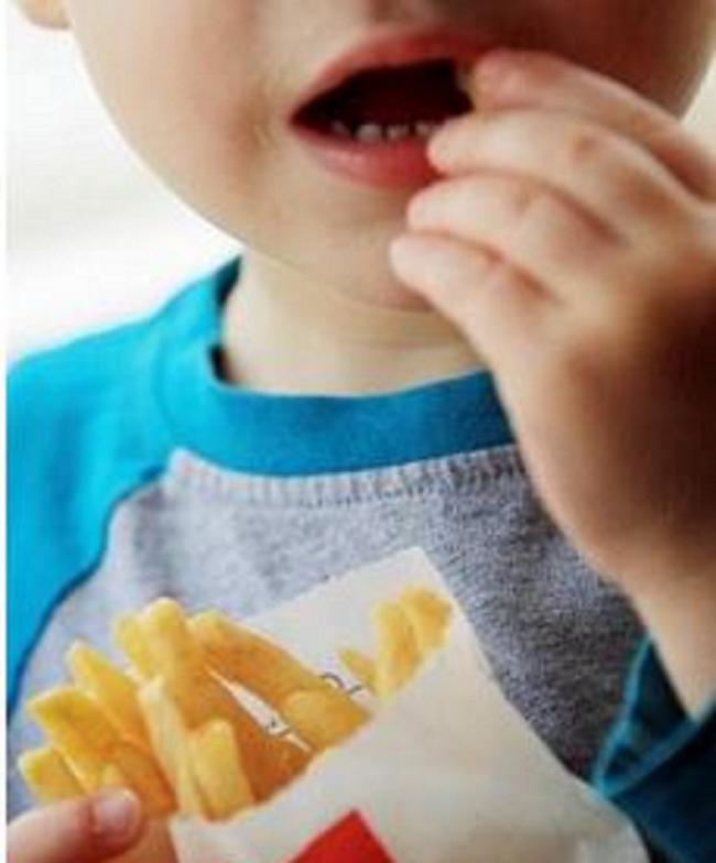 Obesity among children is a concern