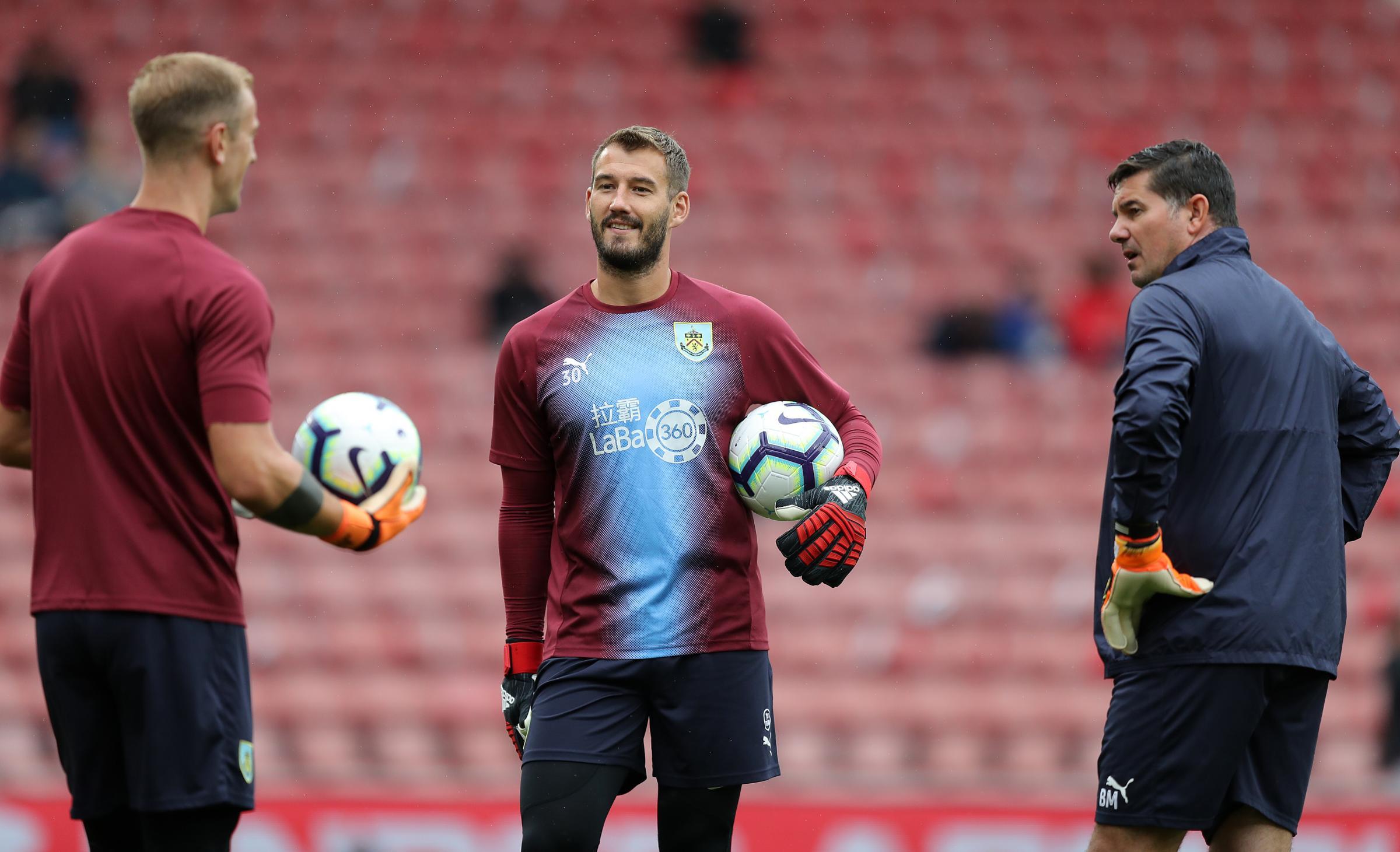 Burnley goalkeeper scores dramatic late Under-23s equaliser