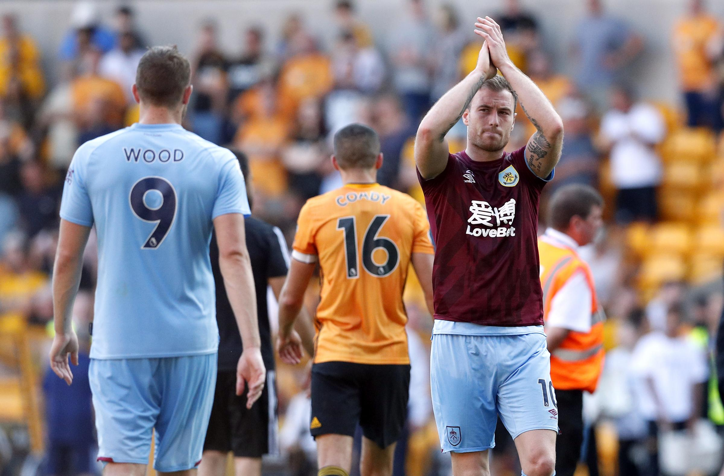 How Ashley Barnes' new deal is part of Sean Dyche's plan