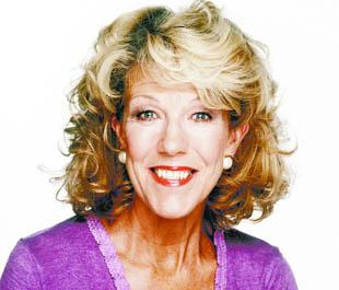 Interview: Sue Nicholls in A Night At The Oscars