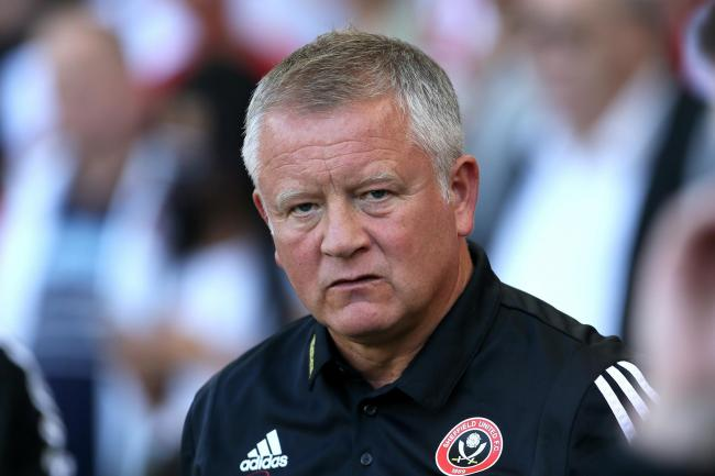 Chris Wilder is wary of Tottenham's quality.