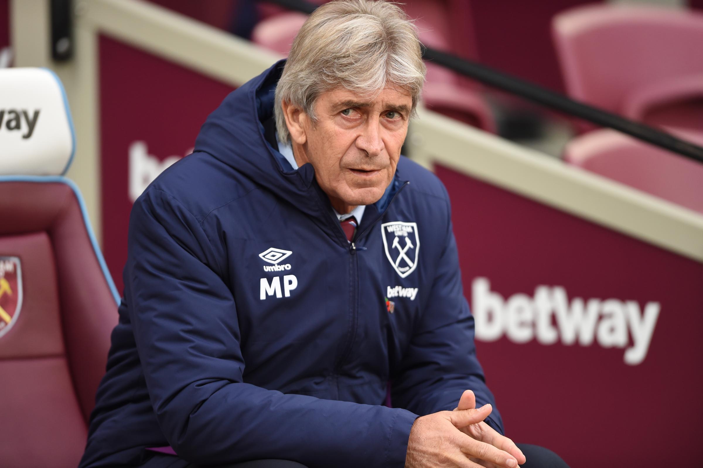 West Ham boss insists pressure is normal ahead of Burnley