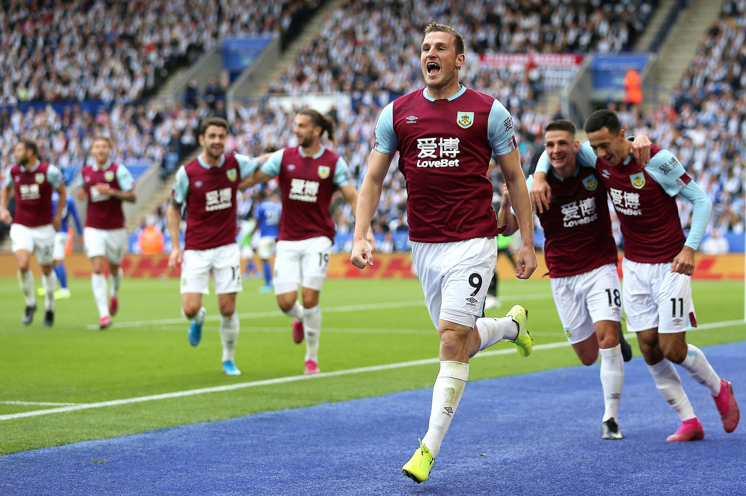 Chris Wood joins Ashley Barnes in signing new Burnley deal