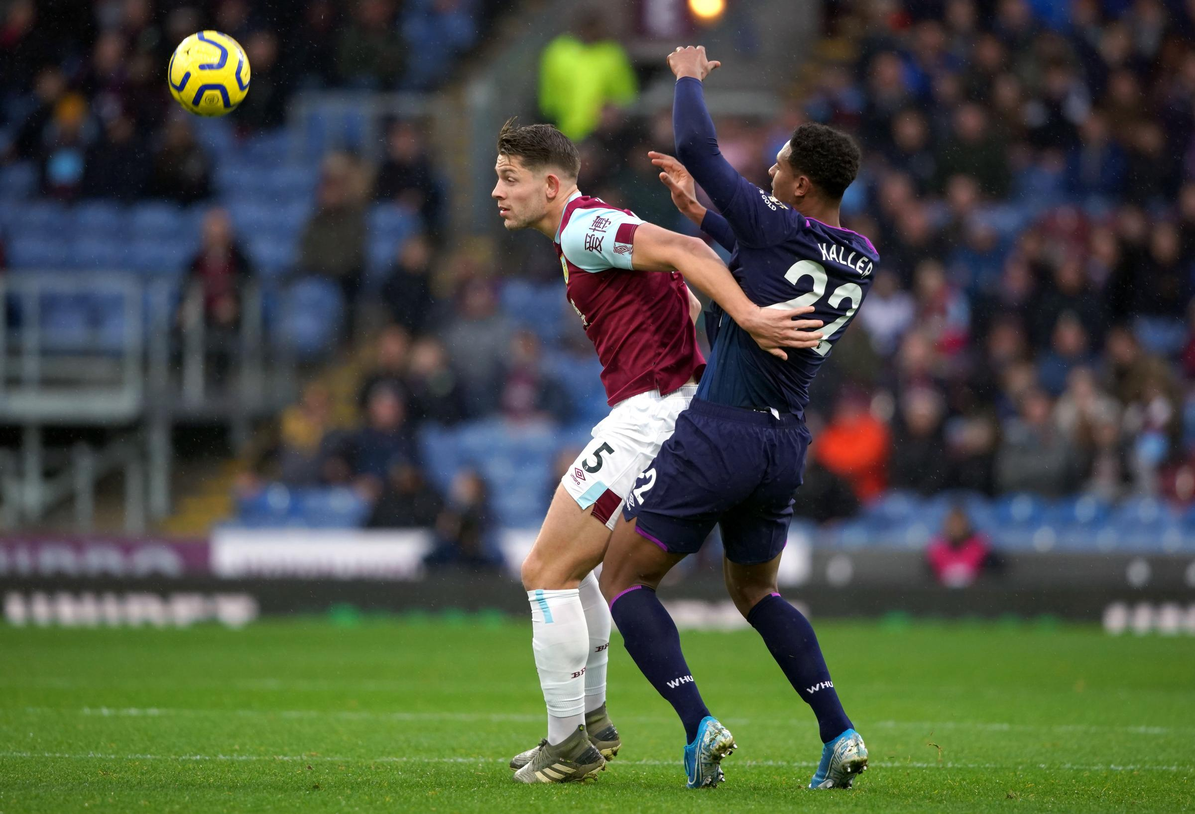 Burnley 3-0 West Ham United: All the action as it happened